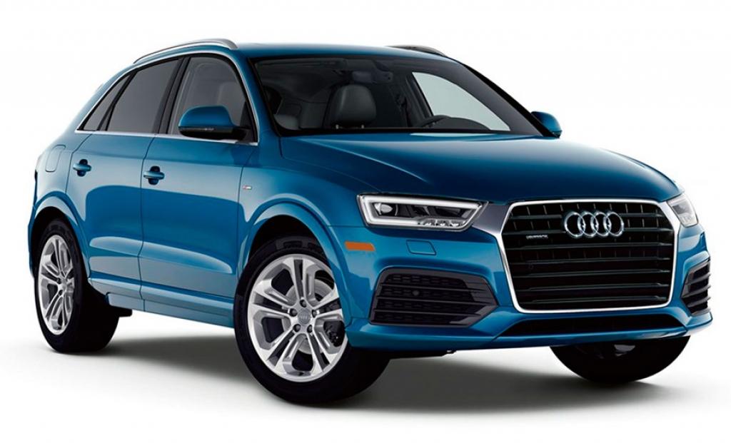 Техническое обслуживание Audi Q3 (Ауди Q3) I поколение