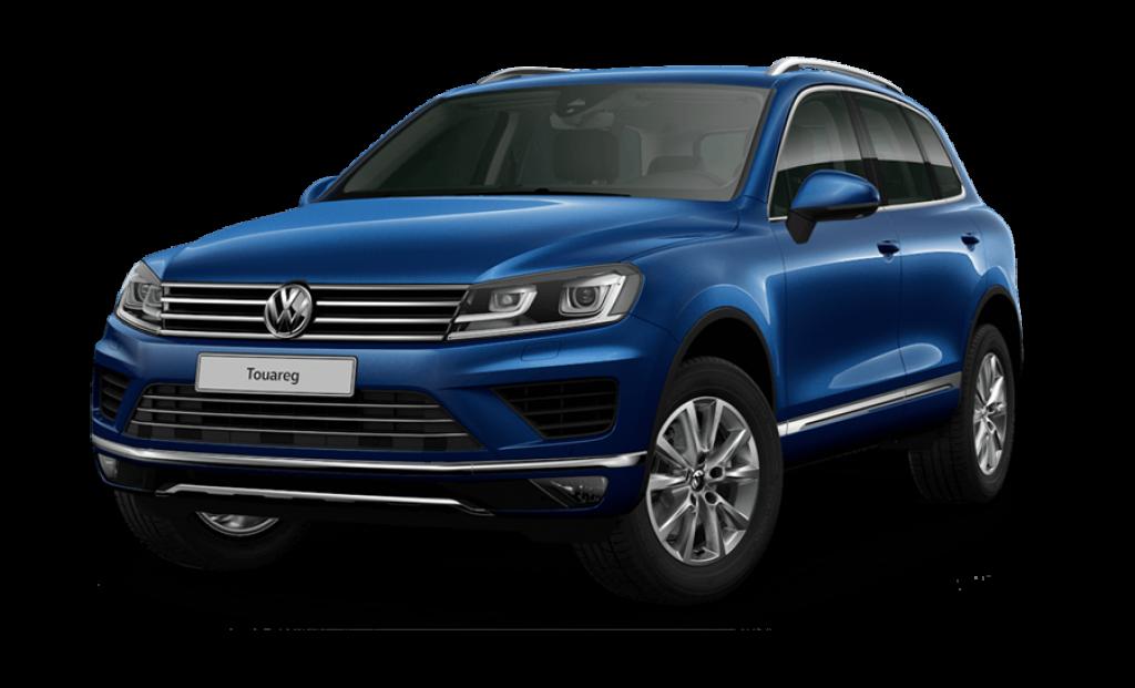 Техническое обслуживание Volkswagen Touareg NF