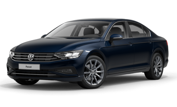 Замена тормозных колодок VW PASSAT